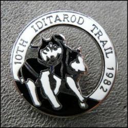 10th iditarod trail 1982