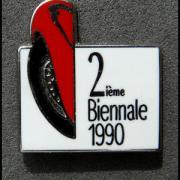 2eme biennale 1990