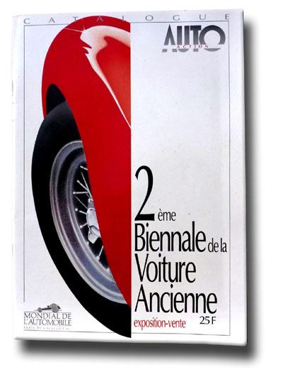 2eme biennale voiture ancienne 1990