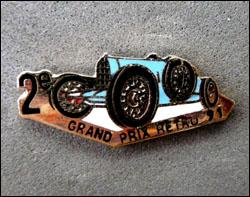 2eme grand prix retro 1991