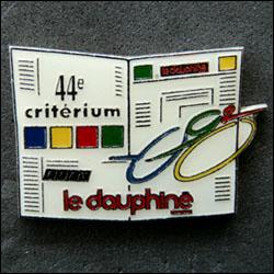 44eme criterium du dauphine