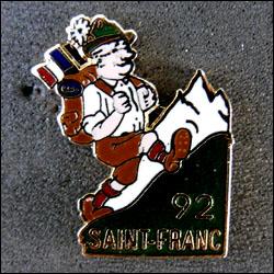 92 saint franc