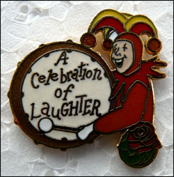 A celebration of laughter
