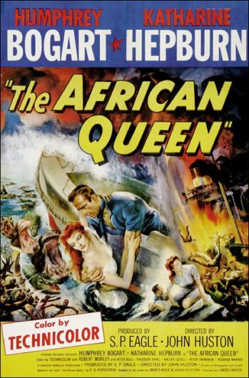 African queen affiche 1