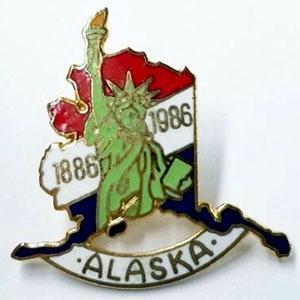 Alaska 1886 1986 300