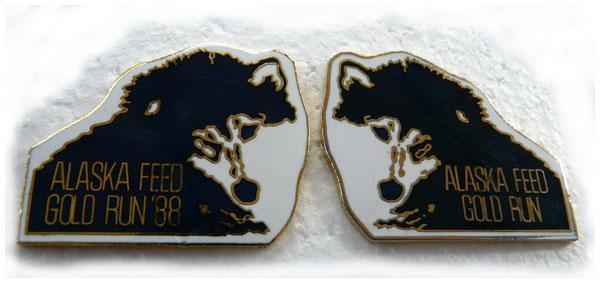 Alaska feed gold run 88