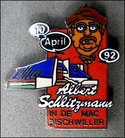 Albert schlitzmann