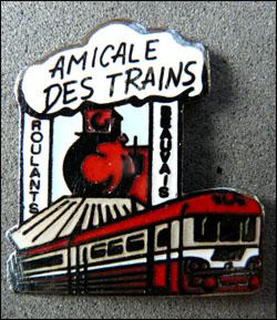 Amicale des trains beauvais