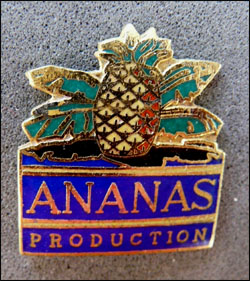 Ananas production 2