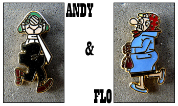 Andy flo