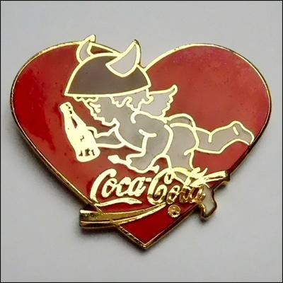 Angelot coca cola