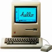 Apple macintosh accueil