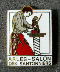 Arles salon des santonniers