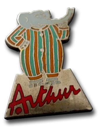 Arthur elephant 2