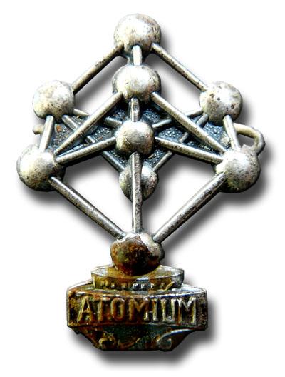 Atomium decoupe 400