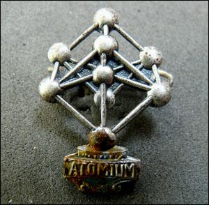 Atomium face