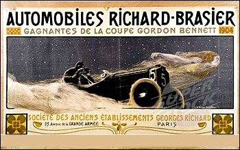 Automobiles richard brasier