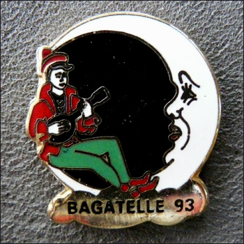 Bagatelle 93 pierrot rouge