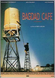 Bagdad cafe affiche