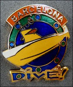 Barcelona dive