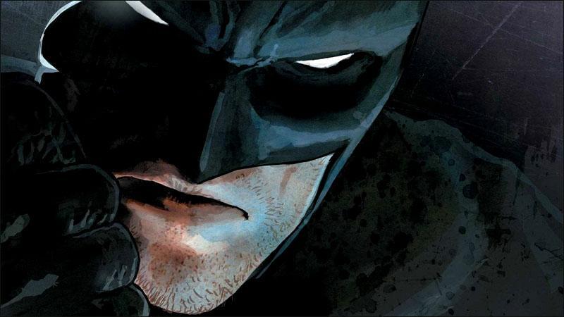 Batman accueil 1