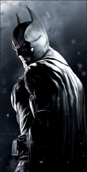 Batman marge