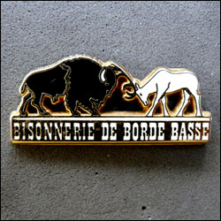 Bisonnerie de borde basse 250