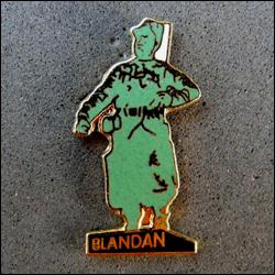 Blandan