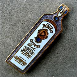 Bombay saphire dry gin