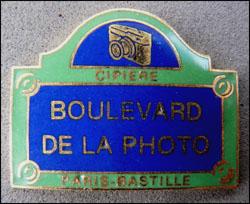 Boulevard de la photo