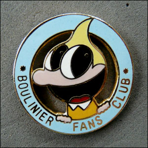Boulinier fan club 300
