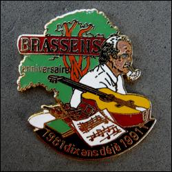 Brassens 1991