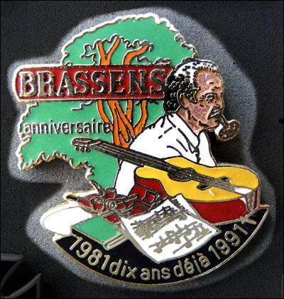 Brassens 1981