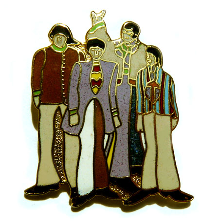 Broche beatles 1
