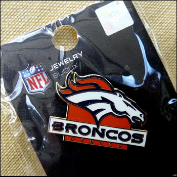 Broncos denver en pochette