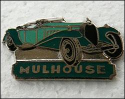 Bugatti royale mulhouse