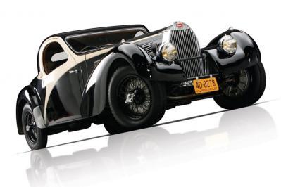 Bugatti type 57c atalante1938