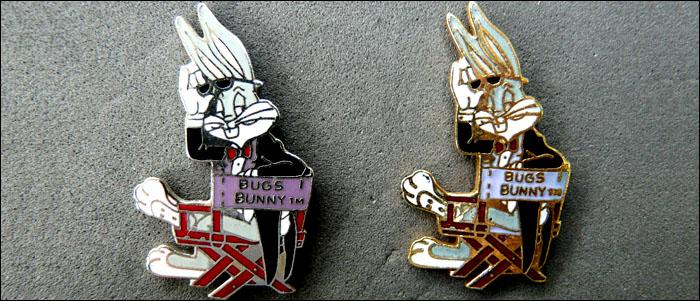Bugs bunny x 2