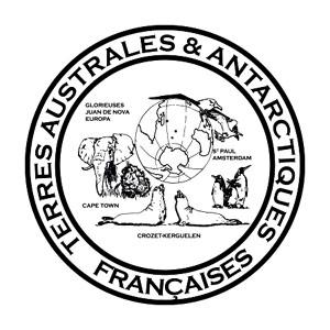 Cachet des terres australes et antarctiques francaises 1