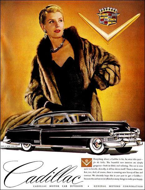 Cadillac accueil