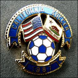 California soccer 1987