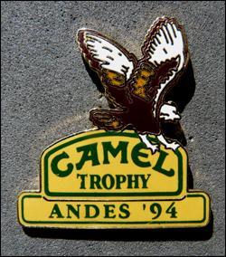 Camel trophy 94