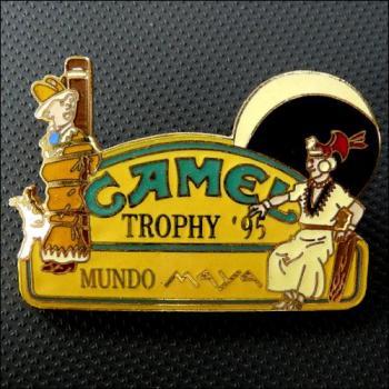 Camel trophy belgian team 1995