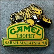 Camel trophy sabah malaysia 93 250