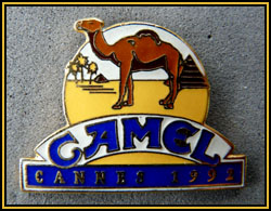 Camel cannes 92