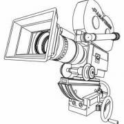 Camera panavision
