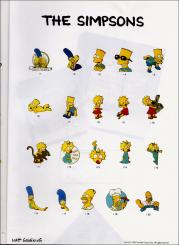 Catalogue d m 2 the simpsons
