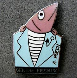 Centre fissiaux