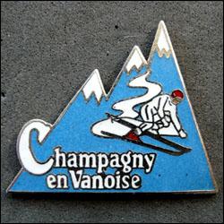 Champagny en vanoise 1