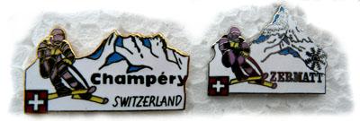 Champery zermatt